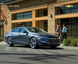 Automotive offers in the Chevrolet catalogue in Ann Arbor MI ( More than a month )