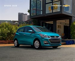 Automotive offers in the Chevrolet catalogue in Dallas TX ( More than a month )