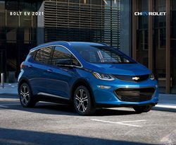 Automotive offers in the Chevrolet catalogue in Lexington NC ( More than a month )