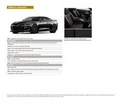 Models deals in Chevrolet