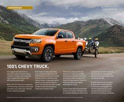 Trailer deals in Chevrolet