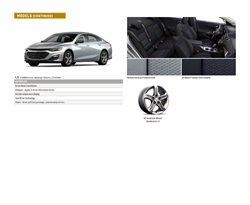 Compass deals in Chevrolet