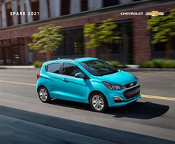 Automotive offers in the Chevrolet catalogue in Mountain View CA ( More than a month )