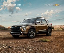 Automotive offers in the Chevrolet catalogue in Berwyn IL ( More than a month )