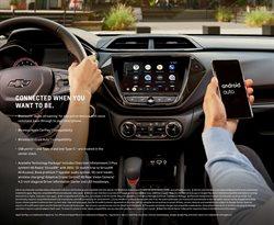 Maps deals in Chevrolet