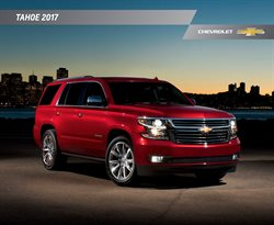 Chevrolet deals in the Columbus OH weekly ad