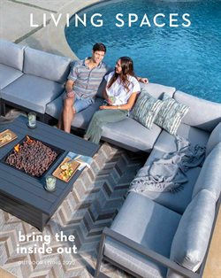 Home & Furniture offers in the Living Spaces catalogue in Perris CA ( 16 days left )