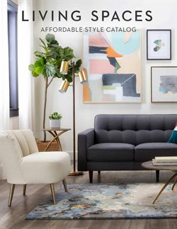 Home & Furniture offers in the Living Spaces catalogue in Redondo Beach CA ( 19 days left )