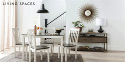 Living Spaces catalogue ( More than a month )