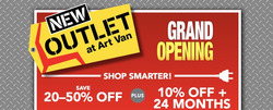 Art Van deals in the Warren MI weekly ad