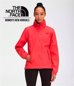 Sports deals in the The North Face catalog ( More than a month)