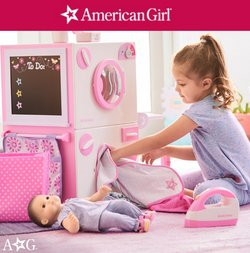 Kids, Toys & Babies offers in the American Girl catalogue in New York ( Published today )
