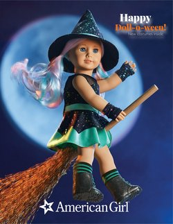 Kids, Toys & Babies deals in the American Girl catalog ( 7 days left)