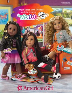 Kids, Toys & Babies deals in the American Girl catalog ( 13 days left)
