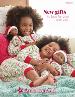 Kids, Toys & Babies deals in the American Girl catalog ( 6 days left)