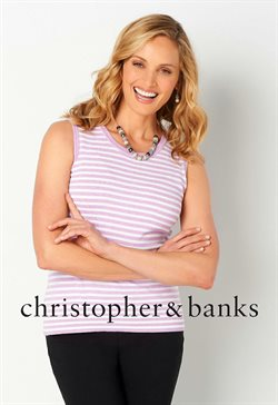 Christopher and Banks deals in the Buffalo NY weekly ad