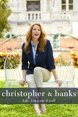 Christopher and Banks deals in the Richmond VA weekly ad