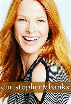 Christopher and Banks deals in the Rochester NY weekly ad