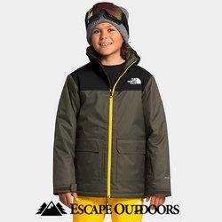 Escape Outdoors deals in the Escape Outdoors catalog ( 11 days left)