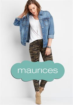 Maurices deals in the Wichita KS weekly ad