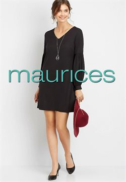 Central Mall deals in the Maurices weekly ad in Lawton OK