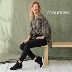 Maurices catalogue ( More than a month )