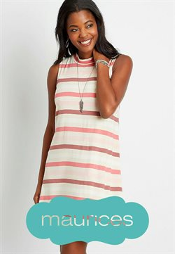 Maurices catalogue in Sugar Land TX ( 6 days left )