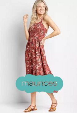 Maurices deals in the Maurices catalog ( Expired)