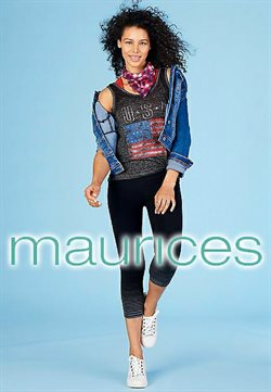 Maurices deals in the Madison WI weekly ad