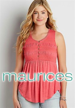 Sales deals in the Maurices weekly ad in Johnstown PA