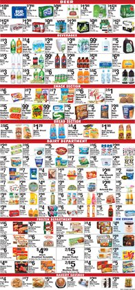 Sandwiches deals in the Pioneer Supermarkets weekly ad in New York
