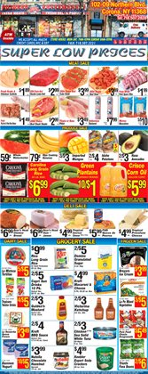 Crackers deals in the Pioneer Supermarkets weekly ad in New York