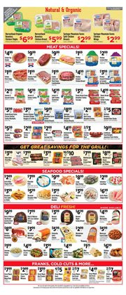 Grill deals in the Pioneer Supermarkets weekly ad in New York