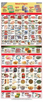 Lawn deals in the Pioneer Supermarkets weekly ad in New York