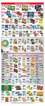 Ring deals in the Pioneer Supermarkets weekly ad in New York