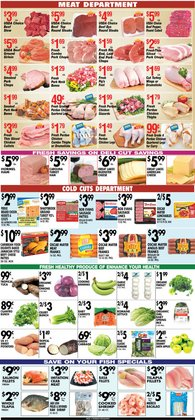 Great Lakes deals in Pioneer Supermarkets