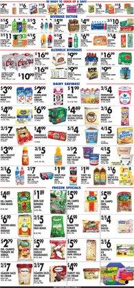 Friendship deals in Pioneer Supermarkets