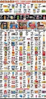 Cleaners deals in Pioneer Supermarkets