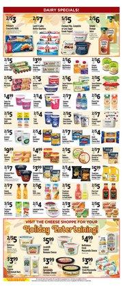 Chobani deals in Pioneer Supermarkets