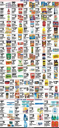 Kingsford deals in Pioneer Supermarkets