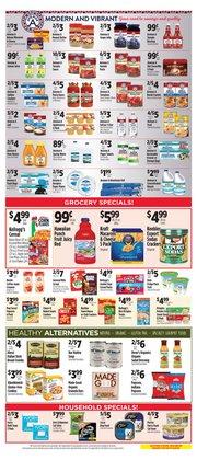 Cooler deals in Pioneer Supermarkets