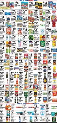 Pampers deals in Pioneer Supermarkets