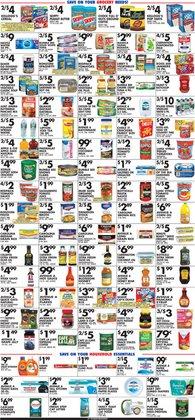 Stock deals in Pioneer Supermarkets