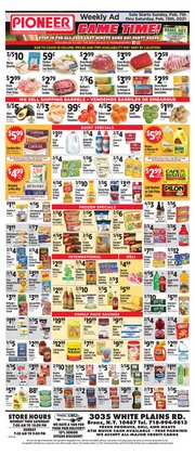 Pioneer Supermarkets catalogue ( Expired )