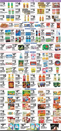 Philadelphia deals in Pioneer Supermarkets