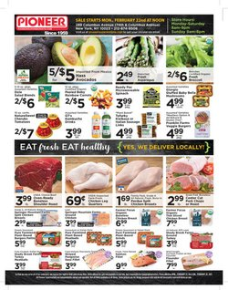 Pioneer Supermarkets catalogue ( 2 days left )