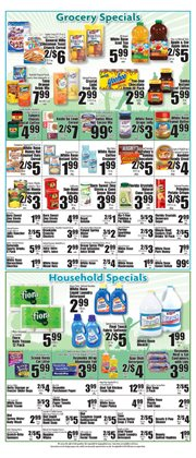 Maybelline deals in the Pioneer Supermarkets weekly ad in New York