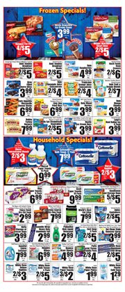 Huggies deals in the Pioneer Supermarkets weekly ad in New York