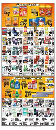 Dove deals in the Pioneer Supermarkets weekly ad in New York