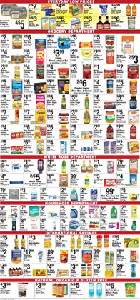 Cradle deals in the Pioneer Supermarkets weekly ad in New York